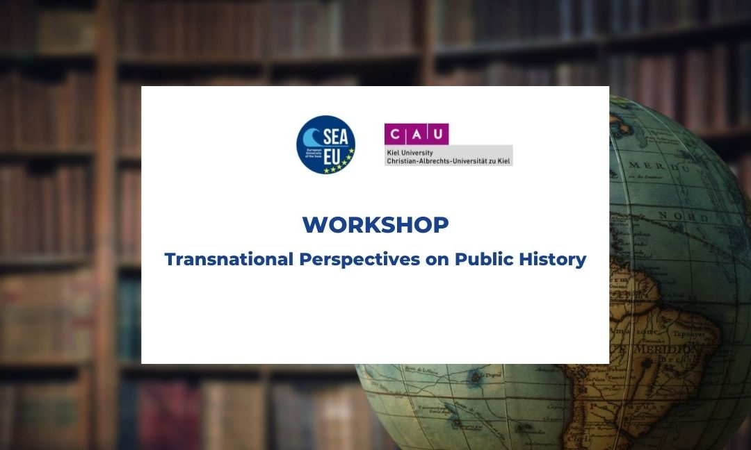 """Warsztaty """"Transnational Perspectives on Public History"""""""